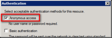 Setting up the IIS SMTP Server for Sending Email from