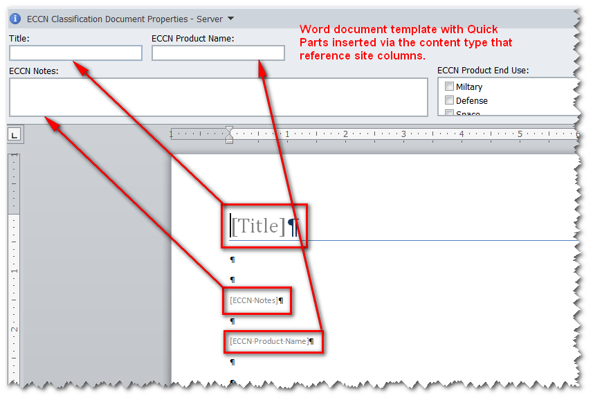 Creating a Link to Open a Word Document Content Type in SharePoint ...