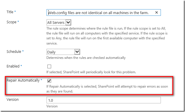 SharePoint Errors – Are you a user?